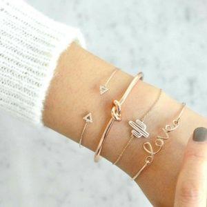 3 for $20 4x Love Bohemian Geometric bracelets